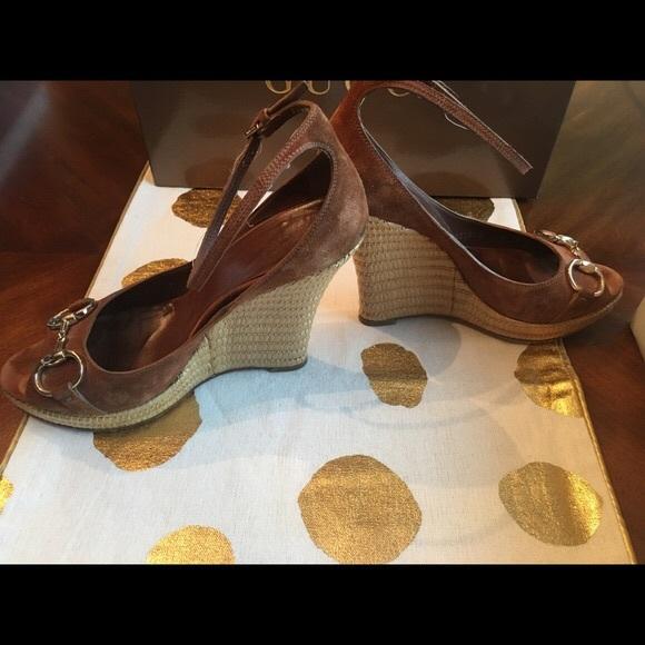 ec2ed5f2c92 Gucci Shoes - Gucci Sand Pelle S. Cuoio Kid Scamosciato Nero